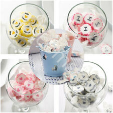 Mr and Mrs - Just Married - Tiny Feet Rock Sweets Table Wedding Party Favours