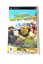 Juego PSP  Shrek Smash n' Crash Racing nuevo new