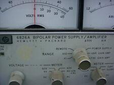 Hewlett Packard 6826A Bipolar power supply/amplifier