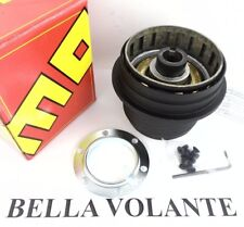 NEW Genuine Momo steering wheel hub boss kit MK4029R. Lancia Fiat Alfa Romeo