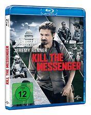 Kill the Messenger - Jeremy Renner,Mary Elizabeth Winstead - Blu Ray + Digi Code