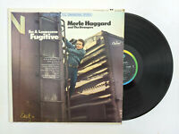 Merle Haggard And The Strangers – I'm A Lonesome Fugitive 1967 LP Capitol ST2702