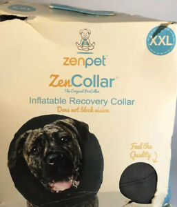 ZenPet Pro Collar Comfy Pet E-Collar For Dogs XX-Large-NEW-SHIPS SAME BUS DAY