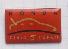 HONDA CIVIC / 5 TÜRER  ................. Auto-Pin (113c)