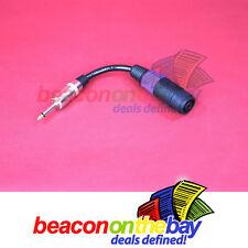 Speakon Female Socket to ¼ Jack 5.6mm Heavy Duty Adapter Converter Speaker Cable