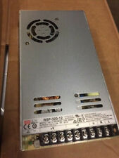 MEAN WELL RSP-320-12 AC/DC Power Supply Single-OUT 12V 26.7A 320.4W 9-Pin (NEW)