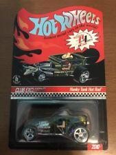 Hot Wheels Red Line Club RLC 2010 Club Exclusive Honky Tonk Hot Rod RARE!
