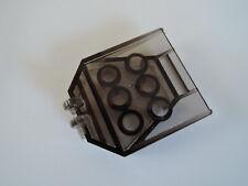 Lego 2 x válvulas contenedor 1x4x3 2/3 transparente negro set 4794 7153 7163