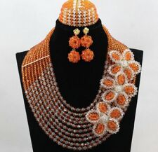 African Pride Pearl Jewelry Sets for Women Of Any Size.