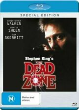 Blu Ray THE DEAD ZONE. Stephen King horror. Christopher Walken. New sealed.