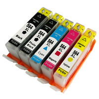 5x Ink Cartridges for HP 564 XL 564XL Photosmart 6510 6520 7510 7515 7520 7525