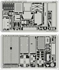 Eduard 1/35 foto-inciso interni dettagliati Set per Academy m113 IDF Zelda #1372