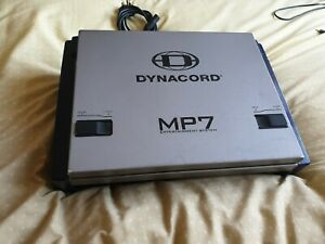 Dynacord MP7 Mixer