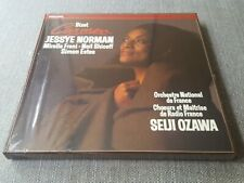 PHILIPS DIGITAL  BIZET  CARMEN  JESSYE NORMAN  3 LP BOX SET SEALED MINT COND