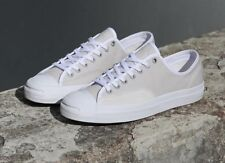 CONVERSE JACK PURCELL OXFORDS SUEDE CANVAS SHOES SIZE MENS 10.5 NEW 157877C