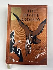 The Divine Comedy Dante Alighieri Illustrated Leather Bound  Hell Purgatory