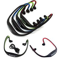 Bluetooth Estéreo Auriculares Deporte Inalámbricos Mic Manos Libres Para Móvil