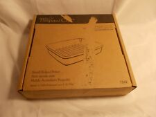 Pampered Chef 1342 Small Ridged Baker 10 x 8 x 2 Great for Bacon or any Meat