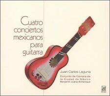 Cuatro conciertos mexicanos para guitarra, New Music