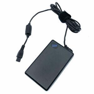 Genuine Original IBM ThinkPad 355 360 750C 755C AC/DC Power Supply Adapter Vintg