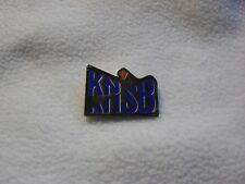 2014 Sochi - New Netherland Skating Federation KNSB pin