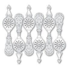6x Absinth Löffel Retro - Absinthe Spoon - Cuillère à Absinthe - Besteck