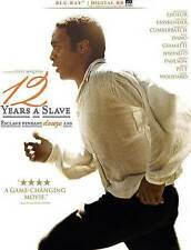 12 Years a Slave - Blu-ray Disc - New - Unopened