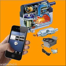 Eberspächer Standheizung Hydronic D4WSC mit telefonischer FB EasyStart Call NEU