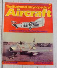 Illustrated Encyclopedia of Aircraft #92 Cutaway Vickers Wellington