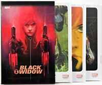 Black Widow Band 1-3 , Hardcover im Schuber lim. 222 Ex Panini