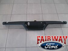 15 thru 18 F-150 OEM Ford Rear Bumper Top Step Pad Cover w/ Tow and Park Aid NEW
