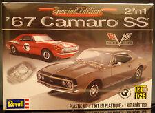 1967 CHEVROLET Camaro SS 2´n1, 1:25, Revell USA 4936 NUOVO, 2014 new tool, NUOVO