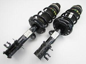 51936075 51936077 2x Federbein Set komplett vorne Fiat 500L 0,9 1,4 original