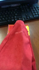 MOMO SHIFT BOOT Red
