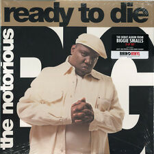 The Notorious B.I.G. - Ready To Die 2 x LP - Biggie Smalls BIG - SEALED new copy
