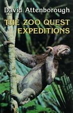 The Zoo Quest Expeditions by David Attenborough (1980, Hardcover, Abridged)