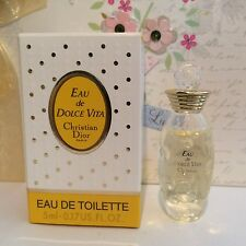 Eau de Dolce Vita EDT by Christian Dior miniature parfum 5ml