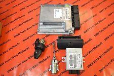 BMW X3 E83 2.0D M47 GENUINE ENGINE CU KIT WITH ONE KEY