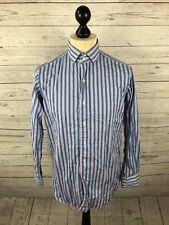 RALPH LAUREN REGENT Shirt - 15 - Classic Fit - Striped - Great Condition - Men's