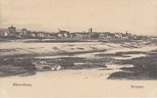 SHOREHAM (Sussex) : View of town from the Sea