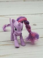 "My Little Pony G4 FiM 3"" Brushable Articulated Twilight Sparkle Explore Equestri"