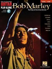 Hal Leonard Bob Marley - Guitar Volume 126 (Book/CD)