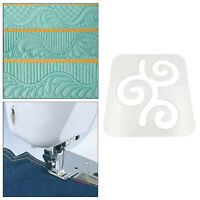 Acrylic Stencils Tool Quilt Quilting Template Ruler For Patchwork Craft