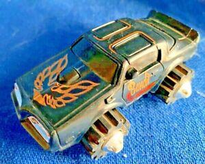 Vintage LJN Rough Riders Stomper 4x4 Bandit Pontiac Trans Am Firebird Works Nice