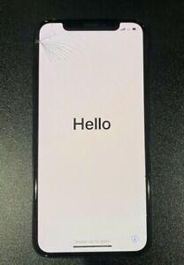 Apple iPhone X - 64GB - Space Gray Unlocked A1901 GSM Verizon Tmobile ATT A+