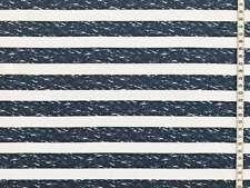 """Sommer-Sweat """" Anker by Emmilove """" Streifen - dunkelblau - Eigenproduktion"""