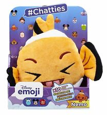 Disney Emoji #Chatties Finding Nemo Nemo Plush With Sound Effects