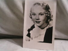 1930-40'S PICTURE OF SONYA HENIE