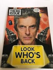 Doctor Who - The Big Issue - September 7-13th 2015