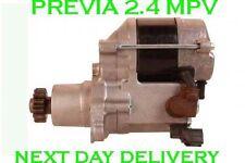 TOYOTA PREVIA 2.4 MPV 2000 2001 2002 2003 2004 2005 2006 NEW RMFD STARTER MOTOR